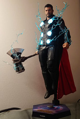Thor (becauseBATMAN) Tags: hot toys infinity war thor stormbreaker lightning 16 one sixth 1 6 hottoys figure collectible collection asgard marvel