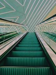 Msheirib Metro Station #Doha #Qatar.