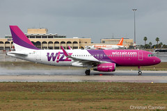 Wizz Air Airbus A320-232(WL) 'HA-LYF' LMML - 10.09.2019 (Chris_Camille) Tags: wizz wizzair w6 wzz w6wzz airbus a320 spottinglog registration planespotting spotting maltairport airplane aircraft plane sky fly takeoff airport lmml mla aviationgeek avgeek aviation canon5d 5dmk4 70200mm28 canonef canon livery myphoto myphotography