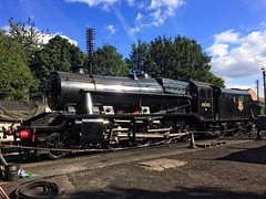 Great Central Railway Loughborough Leicestershire 8th September 2019 (loose_grip_99) Tags: great central railway loughborough leicestershire eastmidlands england uk steam engine locomotive railroad rail lms stanier 8f 280 48305 september 2019 train trains railways preserved transport