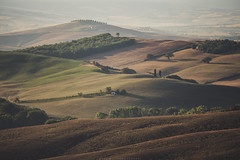 Val d'Orcia landscape (Massimiliano Teodori) Tags: valdorcia tuscany landscape italy