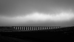 Moody Ribblehead (Nigel Crooks) Tags: none