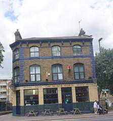 London_0467 (O En) Tags: london thames dog island river