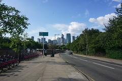 London_0490 (O En) Tags: london thames dog island river