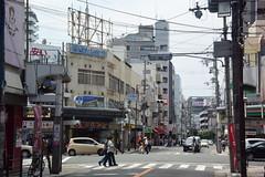osaka1760 (tanayan) Tags: urban town cityscape osaka japan nikon v3 road street alley 大阪 日本 nipponbashi 日本橋 shopping
