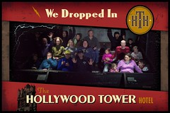 Florida Day 17 - 288a Disneys Hollywood Studios Hollywood Tower of Terror (TravelShorts) Tags: wdw walt disney world florida orlando magic kingdom disneys hollywood studios meet characters character greet meeting tinkerbelle tinker belle mickey mouse theatre town square funnel cake food dining caseys corner hot dog sofia first vampirina doc mcstuffins star wars bb8 galaxy far away one mans dream toy story land slinky dash andys lunchbox cinderellas royal table snow white ariel jasmine aurora happily ever after fireworks travel travelshorts day 17