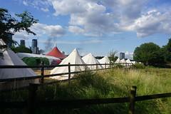 London_0488 (O En) Tags: london thames dog island river