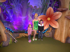 Florida Day 17 - 012 Magic Kingdom Town Square Theater Meeting Tinker Bell (TravelShorts) Tags: wdw walt disney world florida orlando magic kingdom disneys hollywood studios meet characters character greet meeting tinkerbelle tinker belle mickey mouse theatre town square funnel cake food dining caseys corner hot dog sofia first vampirina doc mcstuffins star wars bb8 galaxy far away one mans dream toy story land slinky dash andys lunchbox cinderellas royal table snow white ariel jasmine aurora happily ever after fireworks travel travelshorts day 17