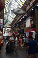 osaka1743 (tanayan) Tags: urban town cityscape osaka japan nikon v3 road street alley 大阪 日本 shopping kuromon 黒門市場 market