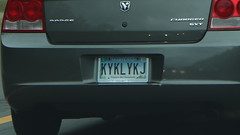 MD - KYKLYKJ (blazer8696) Tags: 2019 charger dodge doswell ecw kyklykj md maryland sxt t2019 taylorsville usa unitedstates va virginia license plate vanity