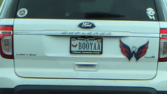 VA - BOOYAA (blazer8696) Tags: 2019 booyaa bealeton ecw explorer ford t2019 usa unitedstates va virginia license plate vanity