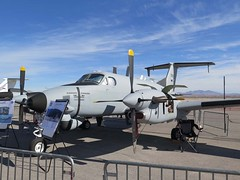 "Beechcraft RC-12N Guardrail 1 • <a style=""font-size:0.8em;"" href=""http://www.flickr.com/photos/81723459@N04/48748520852/"" target=""_blank"">View on Flickr</a>"