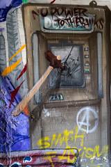 Entre Murs et Mondes (Jan Slangen) Tags: travel europe belgium belgique belgie belgië squat luik kraken squating kraak wallonië gebeurtenissen liegeluik protestacties 2019maasfietsroute squatliege