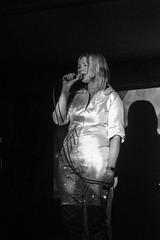 Jane Weaver @ Yes Pink Room 12.07.19  (Explored) (eskayfoto) Tags: panasonic lumix lx3 gig music concert live band stage tour manchester lightroom yes yesmanchester yespinkroom janeweaver jane weaver monochrome mono bw blackandwhite p1660448editlr p1660448