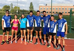 Triatlón de Pedrezuela dutricup liga clubs madrid team clavería 8