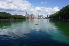 London_0462 (O En) Tags: london thames dog island river