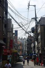 osaka1755 (tanayan) Tags: urban town cityscape osaka japan nikon v3 road street alley 大阪 日本