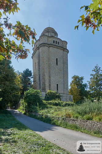 Bismarckturm Ingelheim (Nordseite