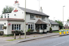 The Fox Newfound Hampshire UK (davidseall) Tags: the fox pub pubs inn tavern bar public house houses newfound basingstoke hampshire uk gb british english country gbg gbg2016
