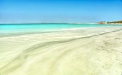 Turchese (giannipiras555) Tags: mare spiaggia turchese spiaggebianche toscana natura cielo seascape panorama marine colori italia nikon