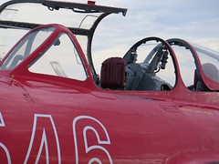 """Mikoyan-Gurevich MiG-15UTI 6 • <a style=""""font-size:0.8em;"""" href=""""http://www.flickr.com/photos/81723459@N04/48748922871/"""" target=""""_blank"""">View on Flickr</a>"""