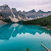 Moraine Lake - Alberta, Canada - Travel photography