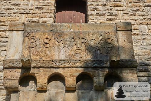 Bismarckturm Ingelheim: Zu Bismarcks Ehren