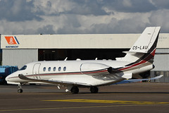 CS-LAU Cessna 680A Citation Latitude @ Schiphol 13-Sep-2019 by Johan Hetebrij (Balloony Dutchman) Tags: cslau cessna 680a citation latitude 680 c680 netjets ams eham schiphol amsterdam airport 2019 aircraft