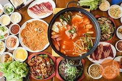 DSC02452 (trendygourmet) Tags: ssamdak korean bbq buffet
