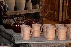 Pottery Shop (lwgeiger) Tags: massachusetts osv oldsturbridgevillage places sturbridge