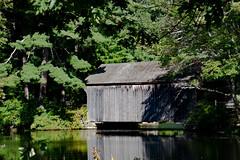 Vermont Covered Bridge (lwgeiger) Tags: massachusetts osv oldsturbridgevillage places sturbridge
