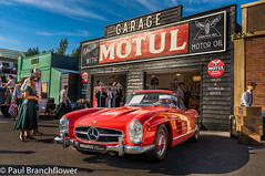 Dreaming (pjbranchflower) Tags: goodwood revival brabus mercedes 300 sony a7rii 24105g