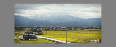 2019#50 (Augustinwee Photography) Tags: 2018 augustinwee japan kanazawa winterseason outdoors photography travels farmland farmer farmhouse housing resident mountains shinkansen windowview railwayscenery highspeedrail expresstrain ruralarea countryside landscapes panaromic sky sunrise traveller holiday diyholiday