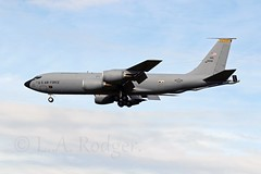 KC135  91506 (TF102A) Tags: aviation aircraft airplane prestwick prestwickairport usaf usairforce kc135 91506