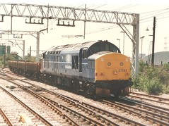 37242 Stratford (trev9777) Tags: 37242 mainline englishelectric class37