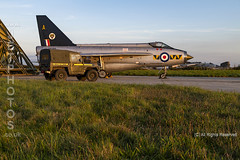 RAF Lightning XR768, nightshoot at Cornwall Aviation Heritage Centre (JetPhotos.co.uk) Tags: aircraft bobsharples cahc cornwallaviationheritagecentre newquay nightshoot thresholdaero airport planes wwwjetphotoscouk daynight twilight airfield photography photoshoot september 2019 raflightning royalairforce englishelectric bac britishaircraftcorporation jet interceptor fighter helston cornwall uk