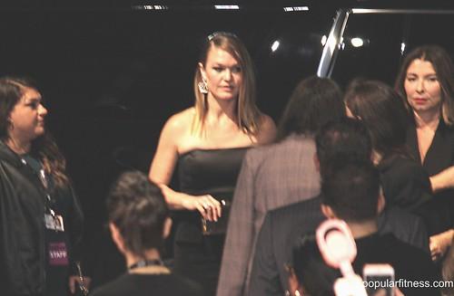 Julia Stiles Close-up at tiff