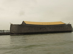 On The Rhine. (aitch tee) Tags: rhinegetaway cruise riverrhine vikingrivercruise touristviews august2019 windmills noahsark
