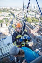 Helipad Abseil - Sunday (London's Air Ambulance) Tags: 2019 abseil canon canonphotography dolomitetraining event fundraising helipad ldnairamb londonairambulance outdoor photography september sunny volunteer
