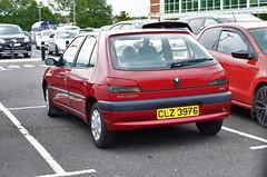 1 Owner from new 1998 Peugeot 306 L 1.4 (>Tiarnán 21<) Tags: pokijam peugeot 306 l