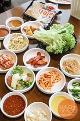 DSC02431 (trendygourmet) Tags: ssamdak korean bbq buffet