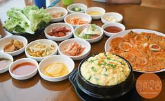 DSC02435 (trendygourmet) Tags: ssamdak korean bbq buffet