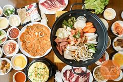 DSC02438 (trendygourmet) Tags: ssamdak korean bbq buffet