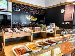 IMG_2181 (trendygourmet) Tags: ssamdak korean bbq buffet