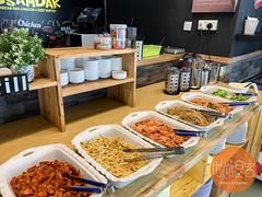 IMG_2211 (trendygourmet) Tags: ssamdak korean bbq buffet