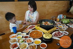 IMG_2227 (trendygourmet) Tags: ssamdak korean bbq buffet