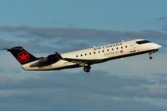 C-FIJA (Air Canada EXPRESS - JAZZ) (Steelhead 2010) Tags: aircanada aircanadaexpress bombardier crj yul creg cfija crj200