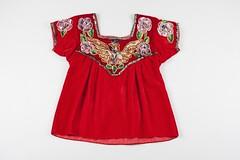 Blusa Mexicana China Poblana Blouse (Teyacapan) Tags: blouses mexican chinapoblana museum sequins textiles ropa clothing