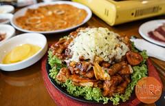 DSC02448 (trendygourmet) Tags: ssamdak korean bbq buffet