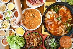 DSC02459 (trendygourmet) Tags: ssamdak korean bbq buffet